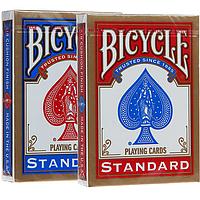 Карты игральные Bicycle Standard Size & Face