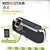 Hopestar А4 музыкальная колонка акустическая система c блютуз, серая, фото 5
