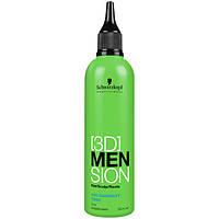 Тоник для волос против перхоти Schwarzkopf Professional 3D Mension Anti-dandruff tonic
