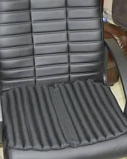 Накидка на кресло руководителя черная, фото 2