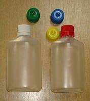 Флакон полимерный эллиптический 50-2