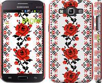 "Чехол на Samsung Galaxy Win i8552 Вышиванка 50 ""1724c-51"""