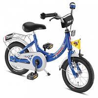 Двухколесный велосипед Puky ZL 12-1 Alu Голубой