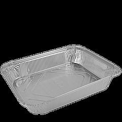 Контейнер прямоугольный из алюминиевой фольги 3000мл,322*262*50 (SP98L),уп/50шт