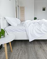 Комплект постельного белья Полуторный (150х220 см) Ранфорс цвет Сахар