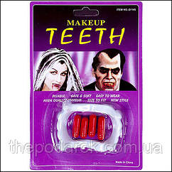 Зубы + капсулы крови