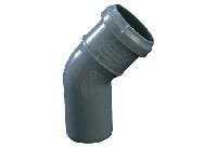 Колени для внутренней канализации DN [мм] 40 (ПП), Европласт (Украина)