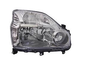 Фара передняя Nissan X-Trail (T31) 2007-2010 правая H4, авто.рег. 215-11C1R-LD-EM