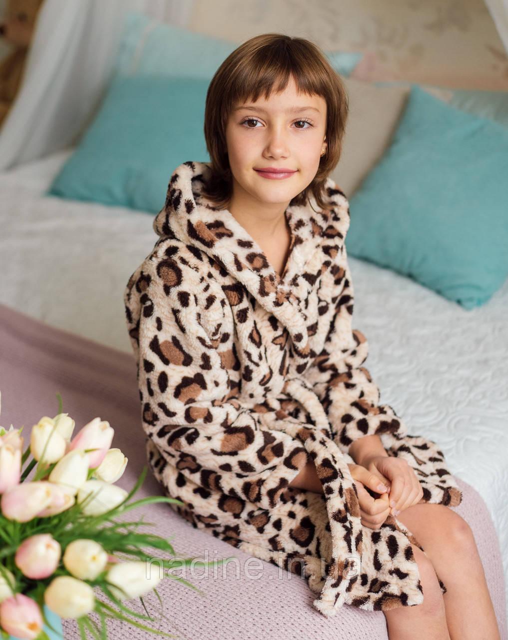 Детский халатик  Leo Eirena Nadine (22-654) на рост 122