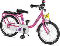 """Двухколесный велосипед Puky Z8 Puky, 15,5-17"""", Розовый"""