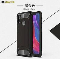 Противоударный чехол с заглушками для Xiaomi Mi8 SE