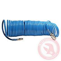 Шланг спиральный полиуретановый РТ-1708 Intertool