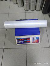 Стретч плівка для ручного пакування 15 мкм 1,8/2,0 кг прозора, первинна