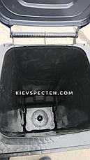 Контейнер для сміття чорний SULO EN-840-1/ 240 л, фото 2
