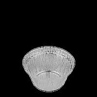 Контейнер круглый из алюминиевой фольги 135мл,78*38(T20L),уп/150шт