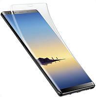 Полиуретановая пленка для  Samsung J1 SM-J100H Комплект Передняя и Задняя сторона