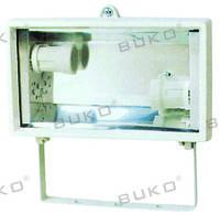 Прожектор BUKO BK367, BK368 2*Е27 (белый, чёрныЙ)