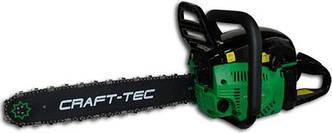 Бензопила Craft Tec CT-5000 (2 шины, 2 цепи)