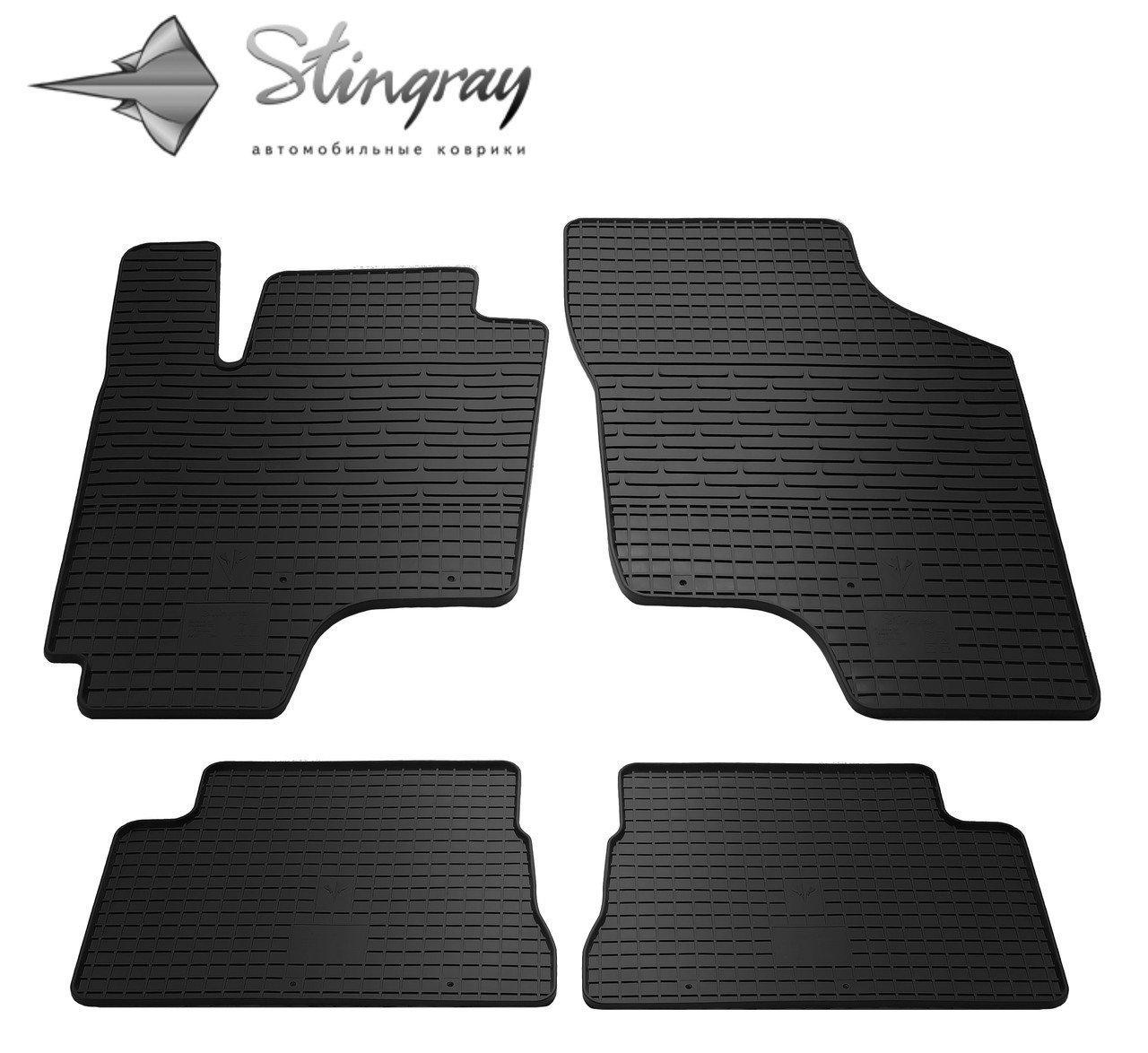 Автомобильные коврики Hyundai Getz 2002- Stingray