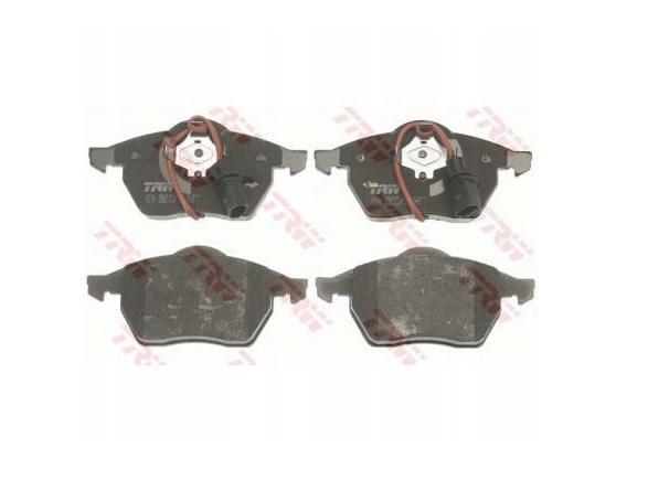 Тормозные колодки перед TRW для Audi A4 B5 B6 B7 A6 C5 C6