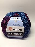 Пряжа Pacific chunky YarnArt   (20% - шерсть)
