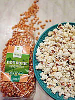 Кукуруза поп-корн, NATURAL GREEN, 400гр.