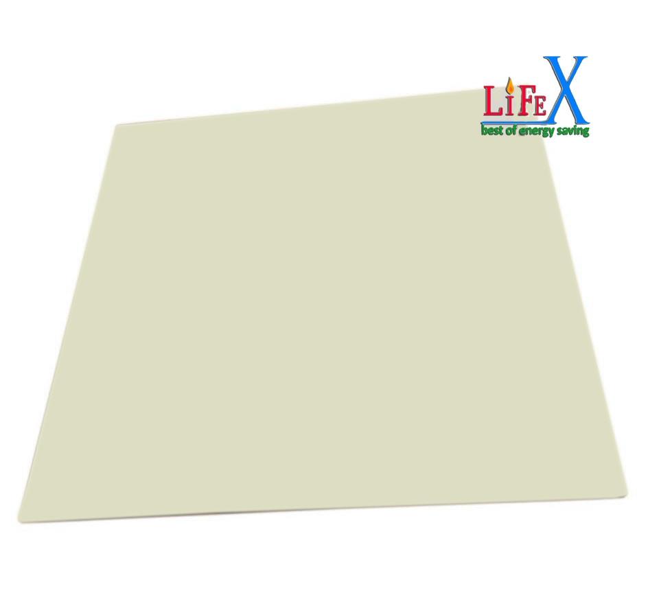 Инфракрасная панель керамическая LIFEX Slim ПС400 (бежевая)