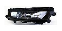 Фара проивотуманная для Skoda Octavia A7 2017- правая  5E0941700F