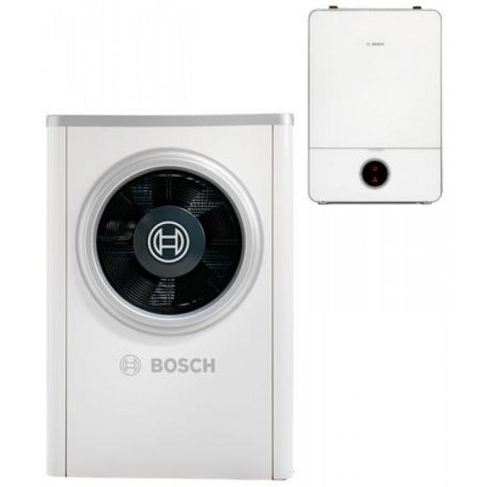 Воздушный тепловой насос воздух-вода BOSCH Compress 7000i AW  9 B