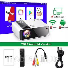 ThundeaL минипроектор HD TD90