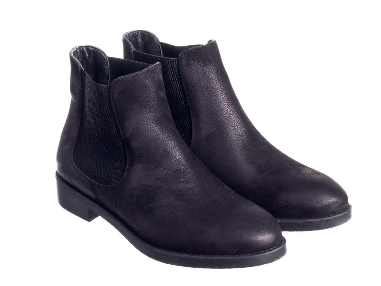 Ботинки Etor 6744-1061 черные