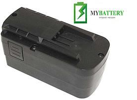 Аккумулятор для шуруповерта Festool 494522 2000 mAh 12 V черный
