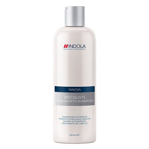 Шампунь-лосьон для роста волос Indola Innova Specialists Hairgrowth Shampoo & Lotion