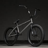Велосипед BMX Kink Launch 20.25 Глянцевый некрашенный голограма 2020