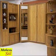 Угловая стенка с односпальным шкаф-кроватью-трансформер, фото 1