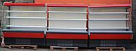 Линия холодильных регалов «Arneg – Oscarielle Banco Minor» 5.5 м. (Италия), отличное состояние, Б/у, фото 1