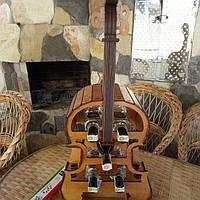 Міні-бар віолончель із чарками
