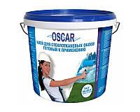 Клей дисперсионный OSCAR GOs  для стеклохолста и стеклообоев 5кг