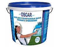 Клей дисперсионный OSCAR GOs  для стеклохолста и стеклообоев 10кг