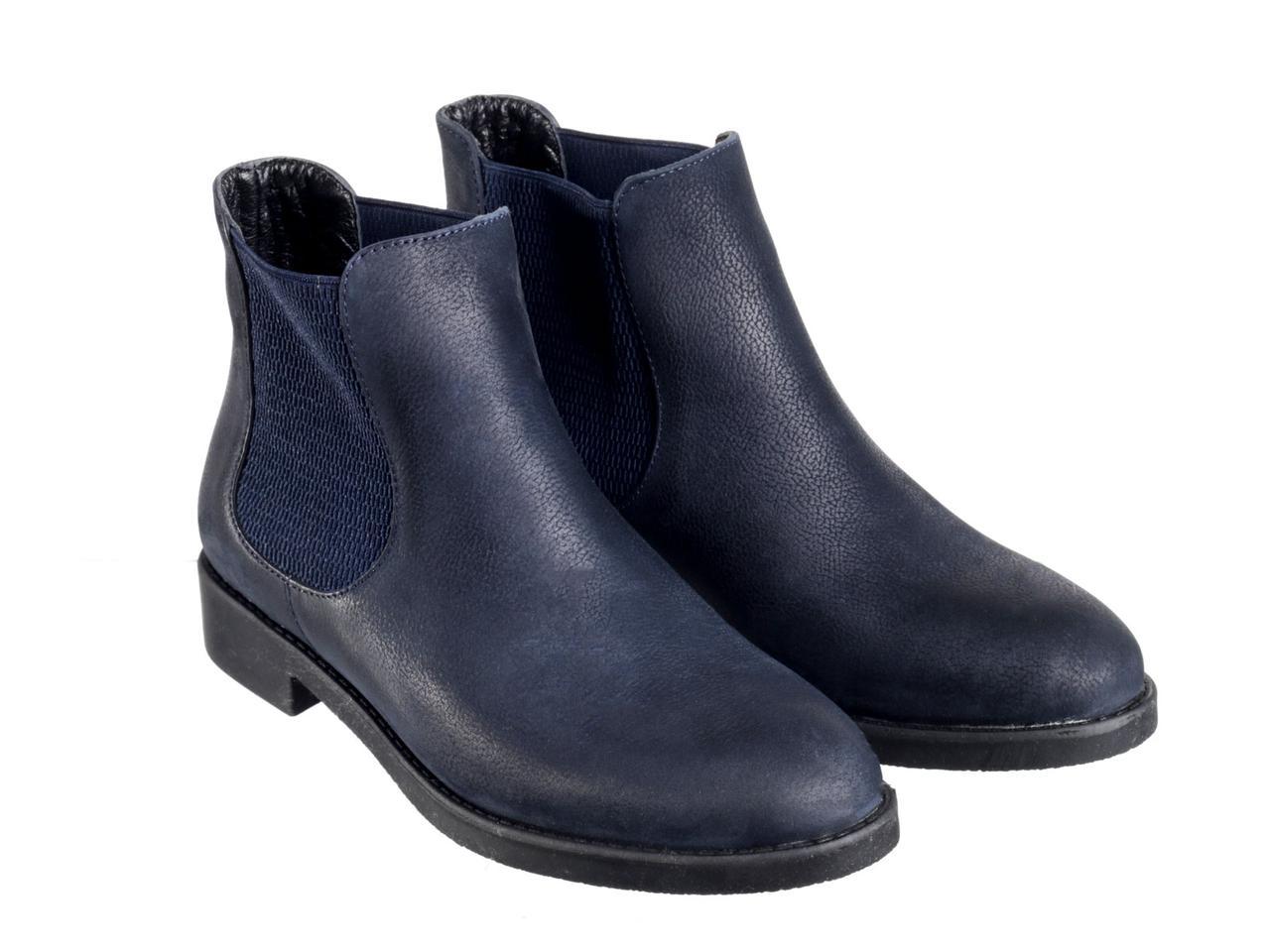 Ботинки Etor 6744-1061-1 синие