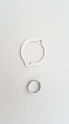 Кольца уплотнительные карбюратора к бензопиле Stihl 260 (оригинал)