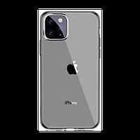 Чехол TPU Baseus Simplicity iPhone 11 Pro Transparente Black