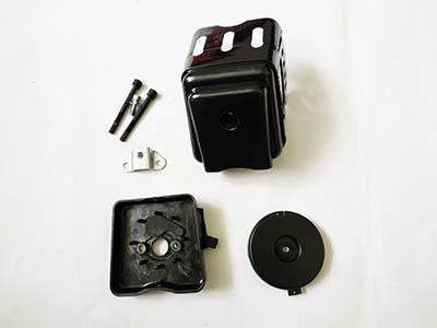 Коробка воздушного фильтра на мотокосу