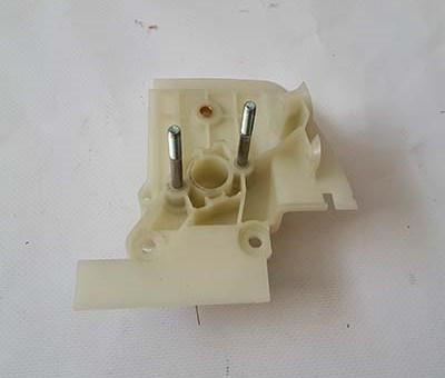 Корпус карбюратора мотокосы Stihl FS 120, FS 120 R, FS 200, FS 200 R, FS 250, FS 250 R (оригинал)