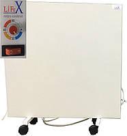 Керамический обогреватель напольный LIFEX Retro ПКП800R (белый)