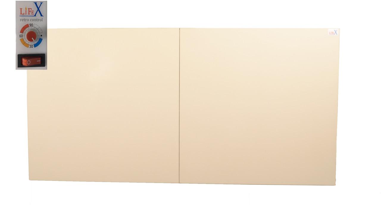 Керамическая электропанель LIFEX КОП800R (белый)