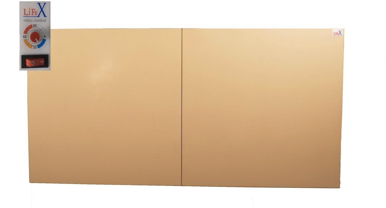 Керамическая электропанель LIFEX КОП800R (бежевый)