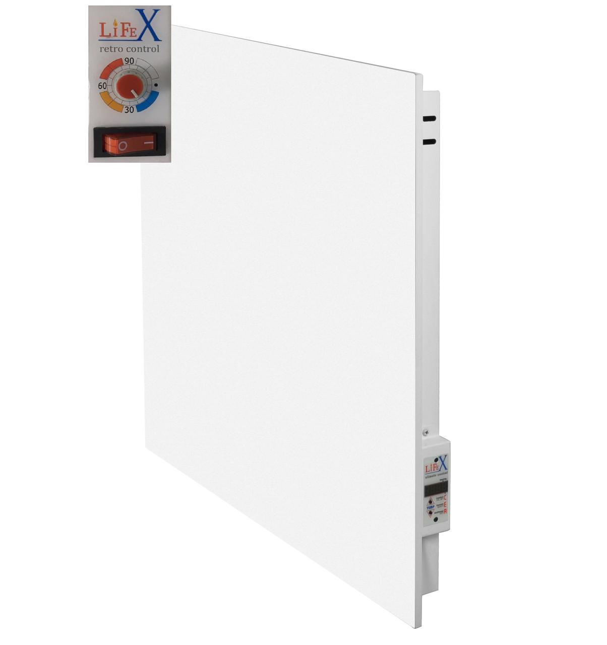 Керамическая электропанель LIFEX КОП400R (белый)