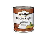 Масло интерьерное WATCO BUTCHER BLOCK для разделочных досок и столешниц 0,473л