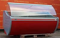 Холодильная витрина охлаждаемая «Технохолод ВПХС Флорида» 2.0 м. (Украина), детали заводские, Б/у, фото 1